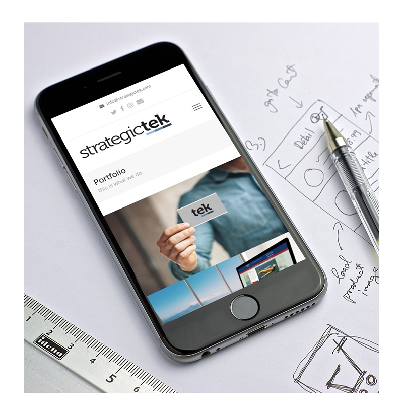 Strategictek WordPress Design Experts